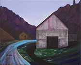 tennessee barn painting
