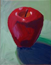 Still Life Apple
