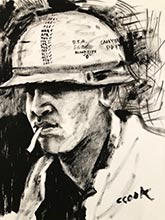 vietnam war painting