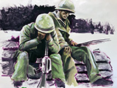 vietnam war paintings