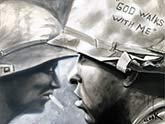 georgia artist vietnam war art