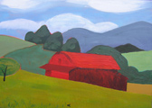tennessee landscape painting